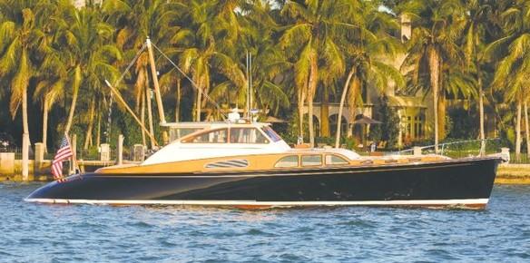 Billy Joel Donates Vendetta Yacht To