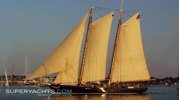 America Yacht Scarano Boat Building Sail Superyachts Com