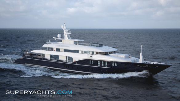Sapphire Yacht Nobiskrug Motor Yacht