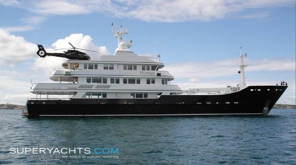 Ulysses Yacht Specification Trinity Yachts