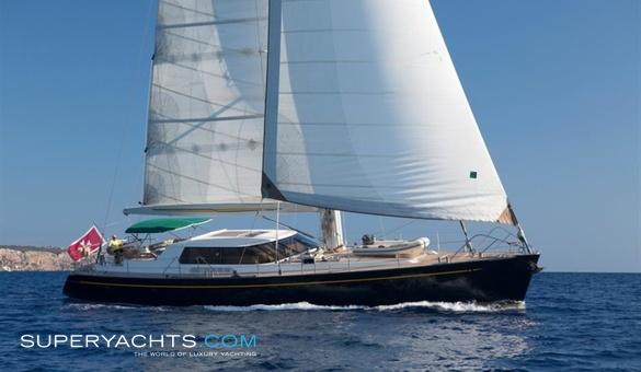 Charisma Nova Yacht For Sale Jongert Yachts