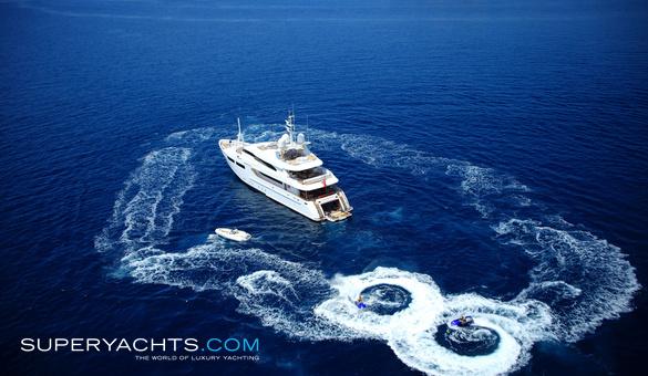 Magenta M Charter CRN Motor Yacht Yacht
