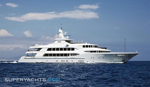 Mia Elise II Yacht For Sale Trinity Yachts