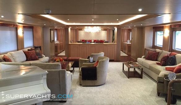 Minderella Yacht For Sale Feadship Motor