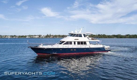 Queen Bee 2 Yacht For Sale C Raymond Hunt