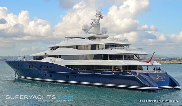 Amaryllis Yacht Abeking Amp Rasmussen Motor