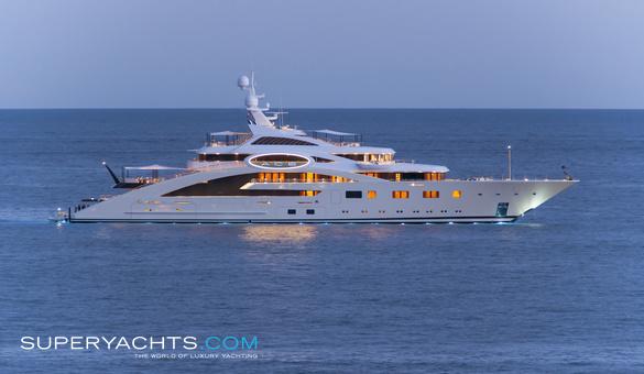 Ace Lurssen Yachts Motor Yacht