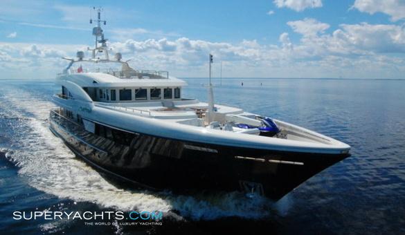 Alexandra Timmerman Yachts Motor Yacht