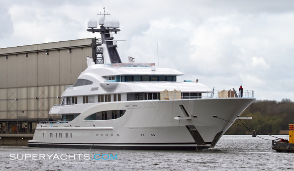 Areti Lurssen Yachts Motor Yacht