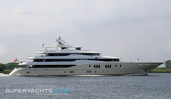 Eminence Abeking Amp Rasmussen Motor Yacht
