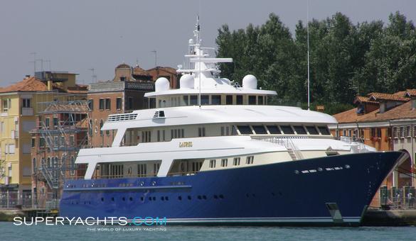 Laurel Yacht Delta Marine Motor Yacht