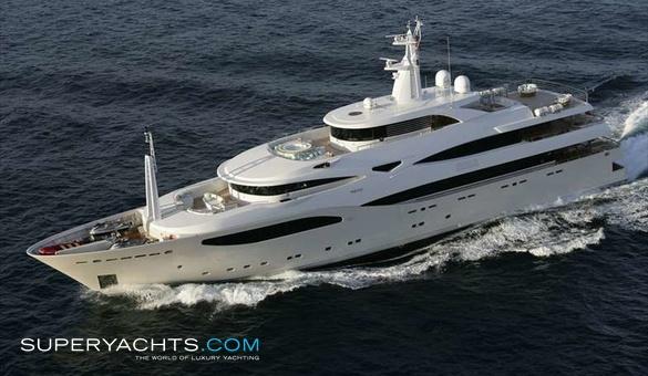 Maraya CRN Motor Yacht