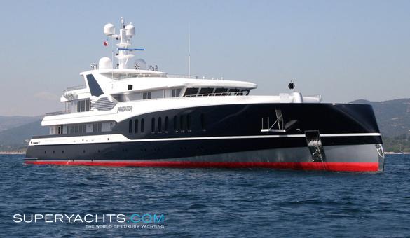 Predator Feadship Motor Yacht