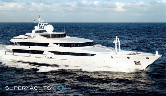 Stargate Oceanco Motor Yacht