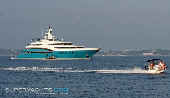 Sunrays Videos Oceanco Motor Yacht