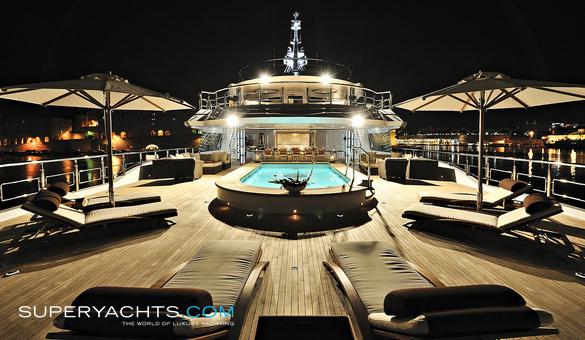 Vibrant Curiosity  Oceanco Motor Yacht  superyachtscom