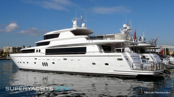 White Shark Of London Johnson Yachts Motor