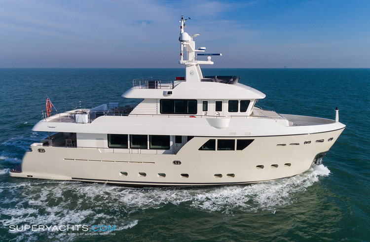 Stella Del Nord Yacht Layout Cantiere Delle