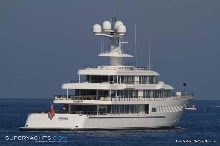 Fountainhead Yacht Photos Feadship Motor