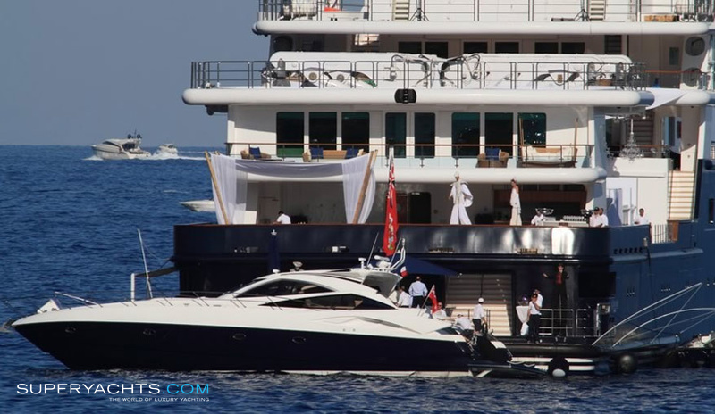 Le Grand Bleu Yacht Photos Bremer Vulkan