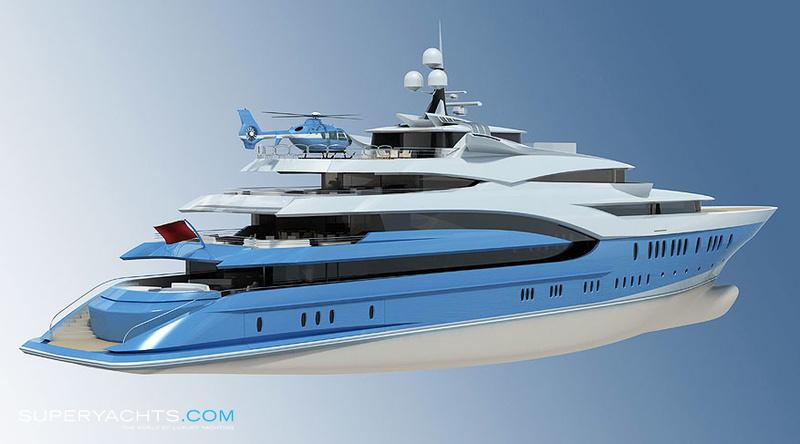 Sunrays Photos Oceanco Motor Yacht