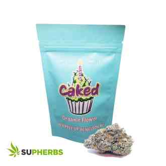 CAKED Cannabis – Purple Punch