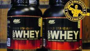 Whey Protein Optimum a melhor