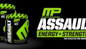 Assault MP - Pré treino da Muscle Pharm