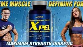 Xpel funciona para acabar com a retenção de líquidos