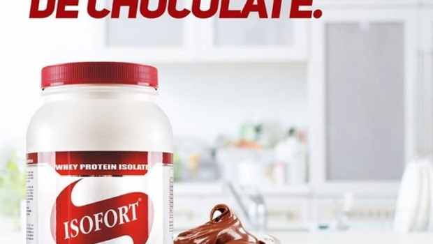 Isofort Mousse de Chocolate - Vitafor Whey