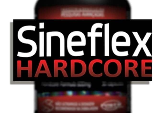 Sineflex Hardcore é bom, efeitos, como tomar, preço e onde comprar