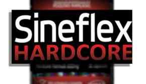 Sineflex Hardcore - 2x mais termogenico - muito mais queima de gordura e emagrecimento - capa