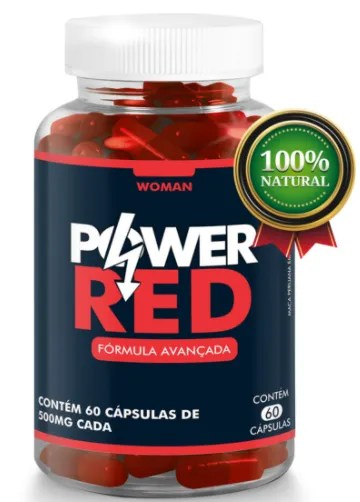 potes do Power Red