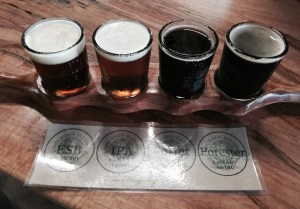 A look at the colors of the brews
