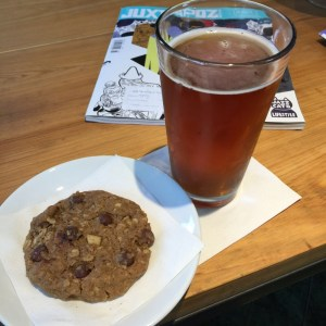 Cowboy cookie and Sixpoint Abigail 2015