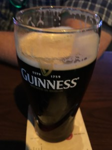 Black and Tan with Guiness and Smithwick's