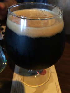 The Americano Stout from Stone Brewing