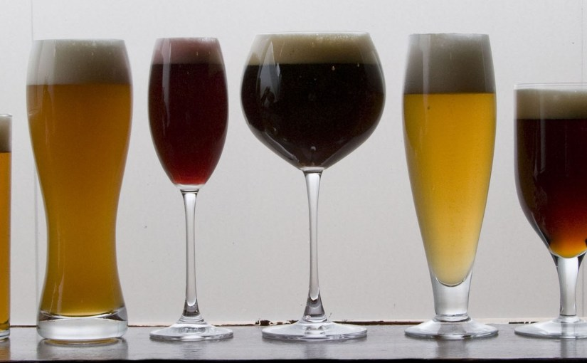 The Art of Beer Pt XI: The Varieties of Beer