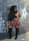 Plus Size Cute Thanksgiving Outfits