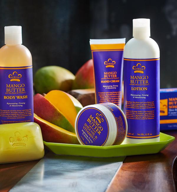 Nubian Heritagesundial Creations Bar Soap Mango Butter 5 Oz