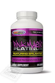 Pink Magic Platinum 120 caps