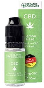 breathe organics e liquid