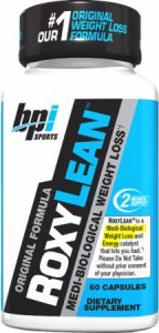 bpi roxylean thermogenic