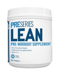 transparent labs lean pre-workout