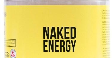 NAKED NUTRITION NAKED ENERGY