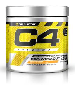 C4 Pre Workout