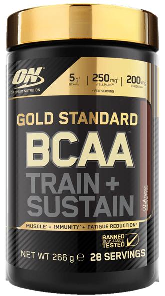 OPTIMUM NUTRITION GOLD STANDARD BCAA