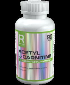 REFLEX NUTRITION ACETYL-L-CARNITINE