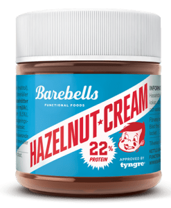BAREBELLS – HAZELNUT CREAM