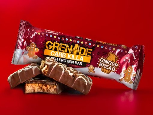 Grenade Carb Killa Gingerbread